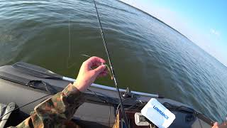 Рыбалка на водохранилище в жару 35 Июль 2021