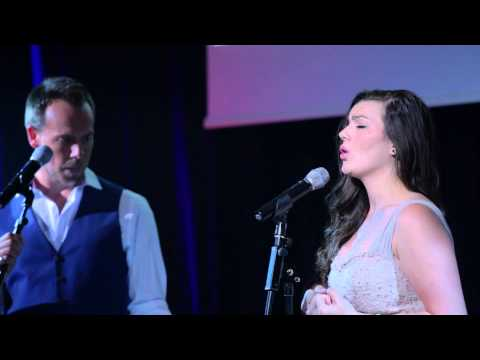 'All I Ask Of You' sung by Daniel Koek and Charlotte Jaconelli