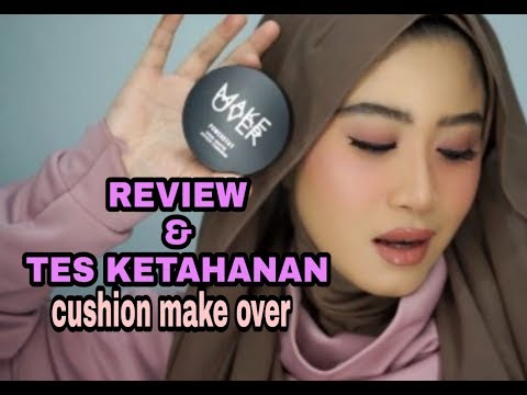 MAKE OVER POWERSTAY DEMI MATTE COVER CUSHION REVIEW