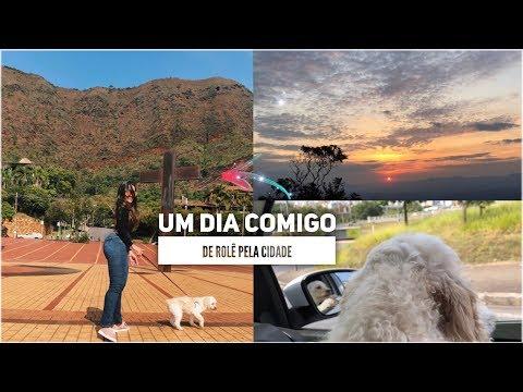 Um dia comigo - Mini Tour por Belo Horizonte