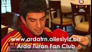 Arda Turan Dogum Günü GS TV