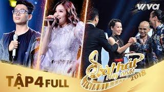 Sing My Song - Bài Hát Hay Nhất 2018 Tập 4 ( Mùa 2 ) Full HD