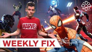 Áll a bál a Bosszúállók-játék körül - IGN Hungary Weekly Fix (2020/32. hét)