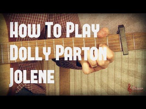 Jolene piano chords - Dolly Parton - Khmer Chords