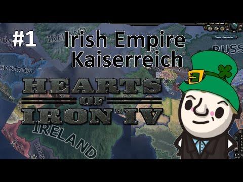 HoI4 - Kaiserreich - Luck of the Irish - Part 1