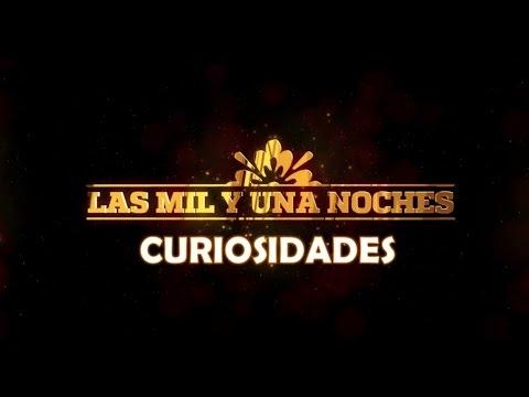 Curiosidades de Las mil y una noches.