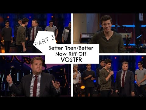 Shawn Mendes - Better Then/Better Now...
