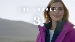 Wear 1 coat 3 ways with Squall® 3 in 1 | Lands' End