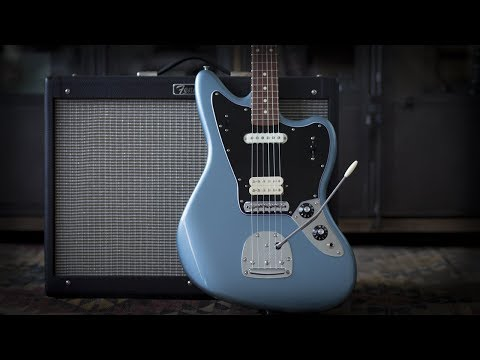 Fender Player Series Jaguar Electric Guitar - Demo and Features
