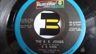 Watch Bb King The Bb Jones video