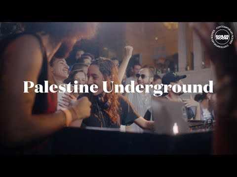 Palestine Underground | Hip Hop, Trap and Techno Documentary
