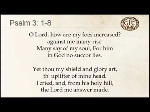 Psalm 3 1 8 to St Botolph
