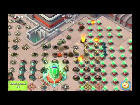 Boom Beach - Chokepoint Torrent Take Down