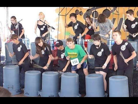 Crew - Rubios Performing Arts- St Patrick Marathon Day - El Cajon, CA