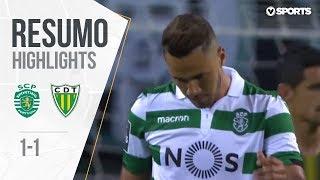 Highlights   Resumo: Sporting 1-1 Tondela (Liga 18/19 #33)