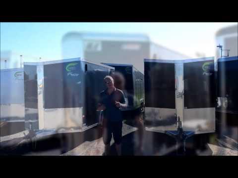 Wholesale Trailers of Alberta Cargo Trailer Lineup