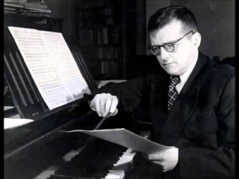 Shostakovich - String Quartet No.1 - Op 49