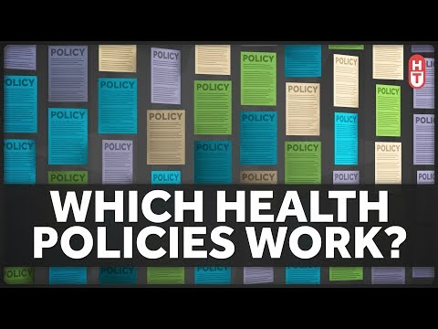 Which Health Policies Actually Work? thumbnail