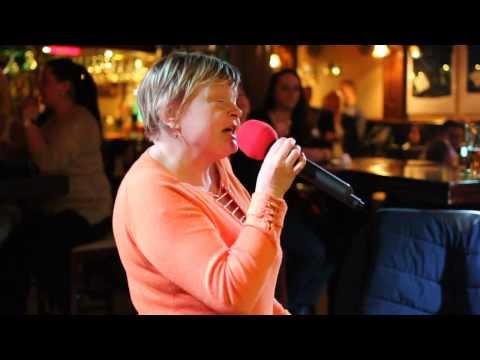 Mirosława Goduńska | KARAOKE | 26.11.2013 | BOSTON PUB SZCZECIN
