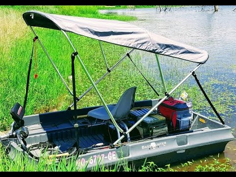Bass Baby The Best Little 2 Man Fishing Boat Made By Bass Hunter