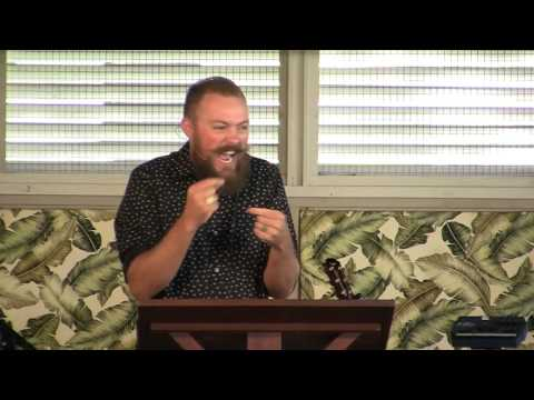 "Kumulani Chapel - Pastor Grant Hickman - 11/08/2015 - ""Restart Required - The Art of the Sabbath"""