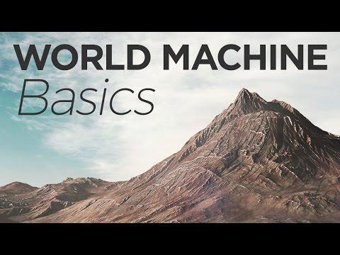 World Machine Basics: Tools, favorites and macros   Pluralsight