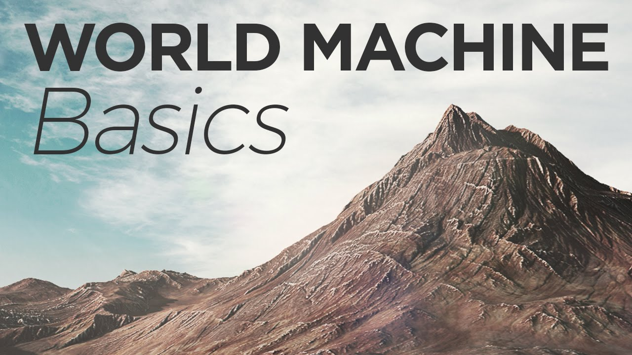World Machine Basics: Tools, favorites and macros ...