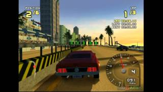 Ford Racing 2 - Gameplay Xbox (Xbox Classic)