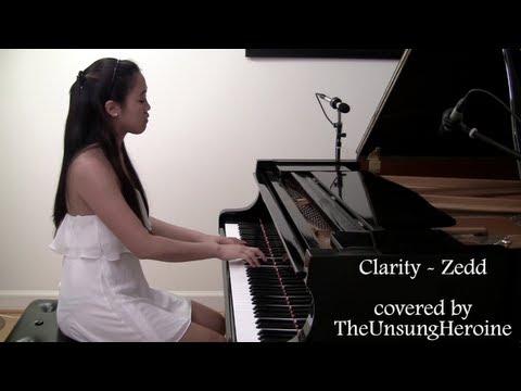 Clarity - Zedd ft. Foxes (Piano Cover)