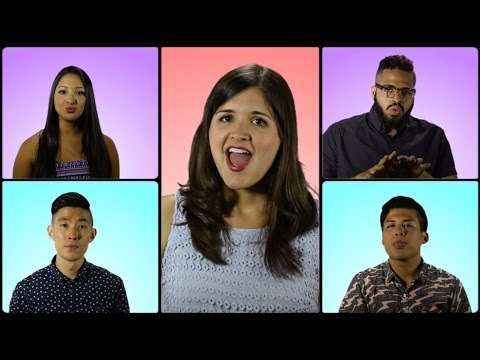 Side To Side / Into You / Be Alright / Greedy - Ariana Grande Medley (A Cappella) - Backtrack