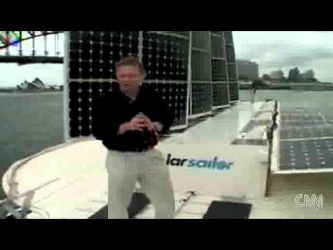 hybrid sailboat solar sailer