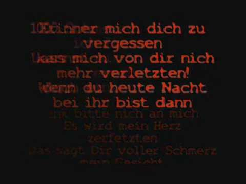 Kyra - 1000 Schmerzem Lyrics