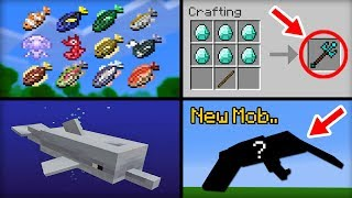✔ Minecraft 1.13 Update - 10 Features That Will Be Added thumbnail