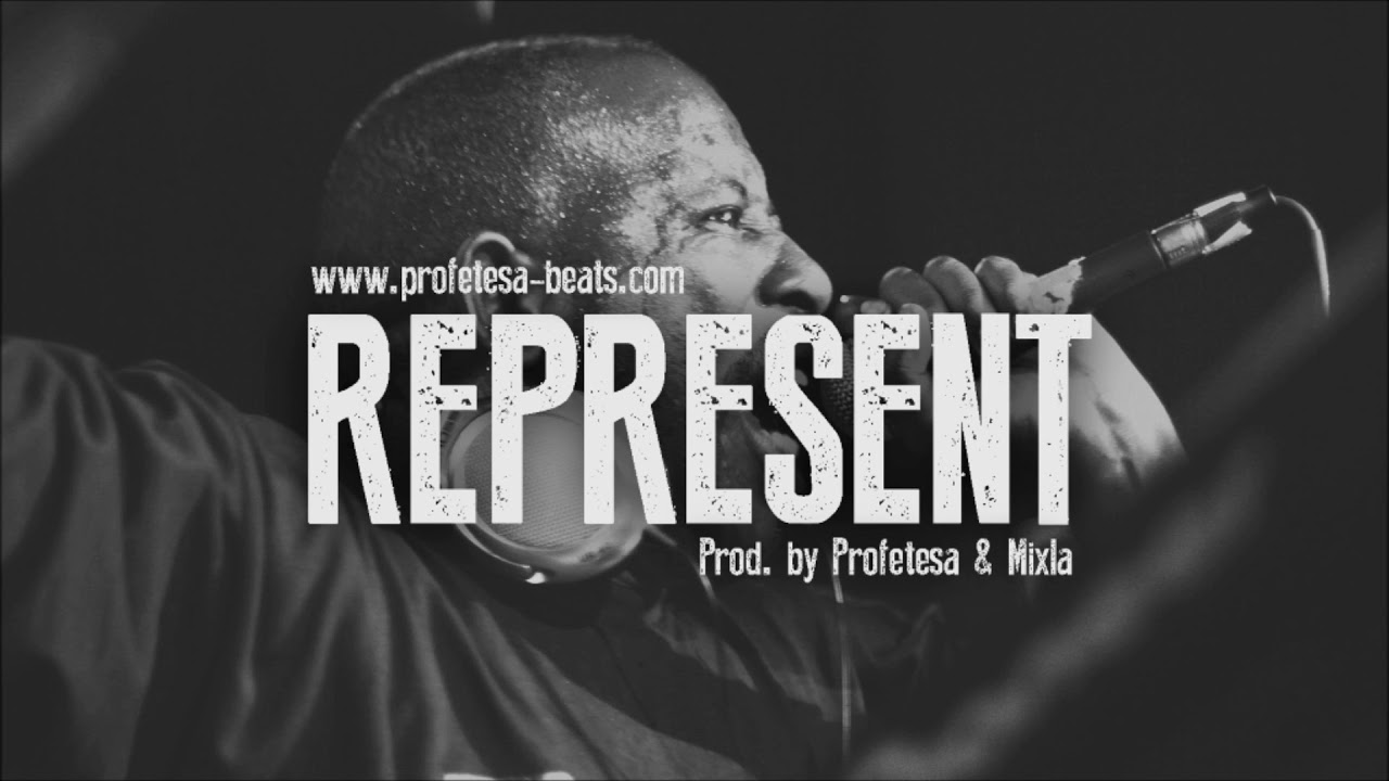 90's Old School Beat w/ Scratch HOOK ''REPRESENT'' (prod  Profetesa & Mixla)
