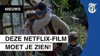 Bird Box best bekeken film ooit op Netflix