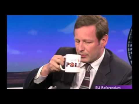 Ed Vaizey is grilled by Andrew Neil on Osborne's dodgy Brexit dossier