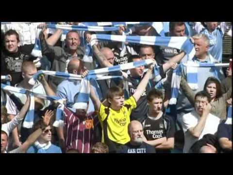 Manchester City Fans - Blue Moon (2007)