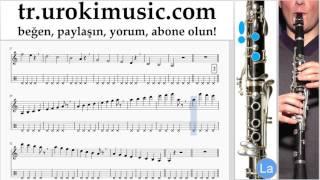 Klarnet dersleri Mustafa Sandal - Hepsi Aşktan Bölüm#1