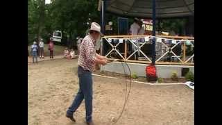 Ben Hughes, Australias Premier Whip Artist. #1