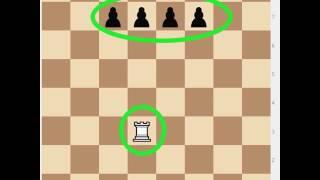 Шахматы для начинающих Урок №2