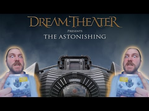 DREAM THEATER THE MUSICAL?! | The Astonishing | Mike The Music Snob Reviews