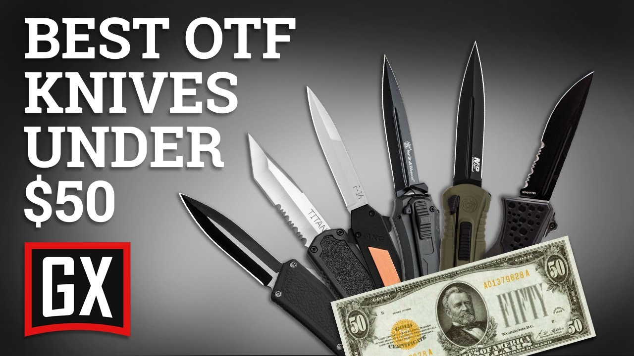 OTF Knives for Sale | Out The Front Automatic Knives | Grindworx