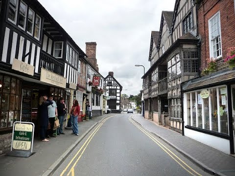 Places to see in ( Much Wenlock - UK )