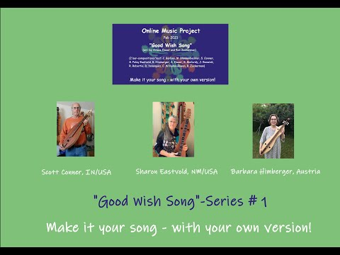 """Good Wish Song 2021"" Own Version Series #1"