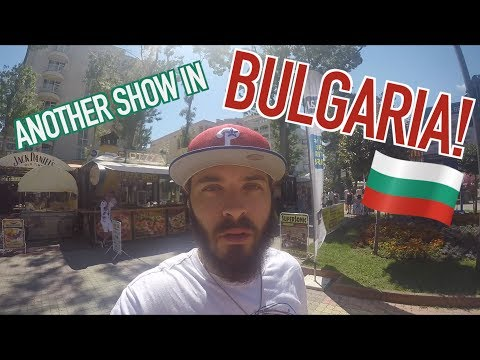 Back to Sunny Beach, Bulgaria (Daily Vlog / DJ Vlog)