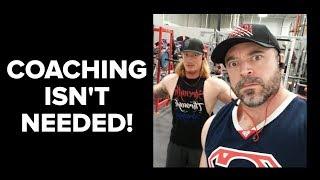 "YouTube ""Experts"" Think Coaching Isn"