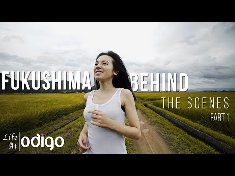 Life at Odigo: Shooting a Client Project in Fukushima Prefecture