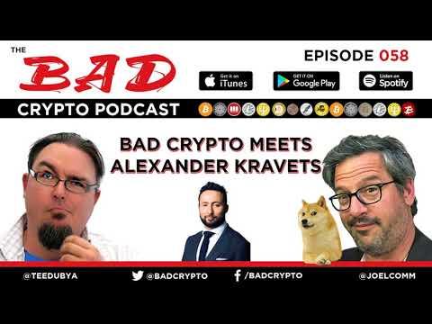Bad Crypto Meets Alexander Kravets