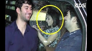 Sunny Deol Son Karan Deol SPOTTED With His Girlfriend