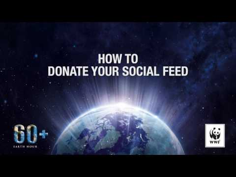 Earth Hour 2017: How To Donate Your Feed